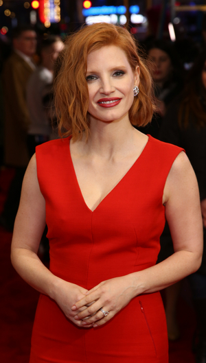 Jessica Chastain To Make West End Debut In A DOLL'S HOUSE