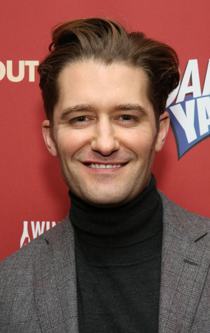 Matthew Morrison to Co-Host Disney's Holiday Specials on ABC and Disney Channel