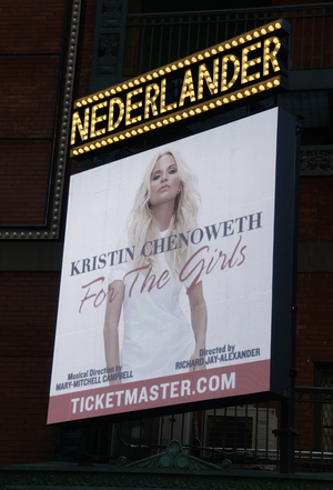 Review Roundup: Kristin Chenoweth Returns to Broadway in FOR THE GIRLS