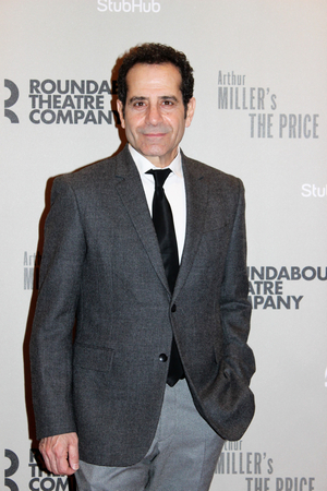 Broadway For All Holiday Benefit Cabaret At The Circus At Lincoln Center presented by Tony Shalhoub