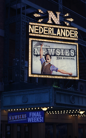 NEWSIES Chosen By Fans as the Best Broadway Ensemble of the Decade for The Ensemblist Awards 2019