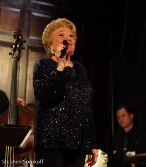 Marilyn Maye, Jim Caruso's Cast Party And More at Birdland Jazz Club