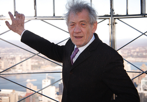 Ian McKellen Shares Journal Entries From His Time Working on THE LORD OF THE RINGS