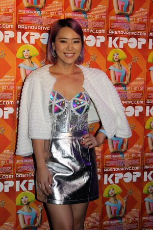 Ashley Park, Jason Tam, and More Will Sing Songs By KPOP Composer Helen Park at Feinstein's/54 Below