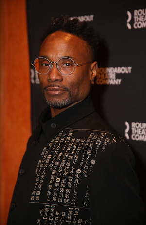 Billy Porter Believes The Kids Are Ready for His Genderless Fairy Godmother