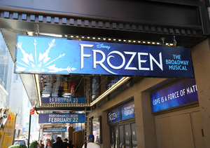 Disney's FROZEN Postponed at the Eccles Center