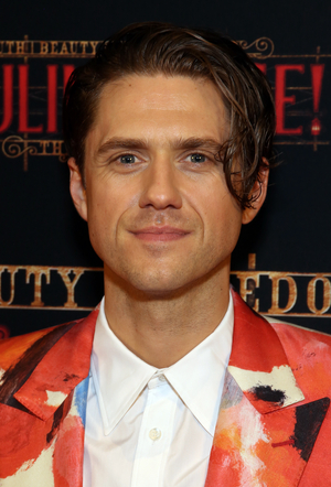 Aaron Tveit Talks About His COVID-19 Symptoms, Shares if MOULIN ROUGE! Will Be Returning to Broadway and More