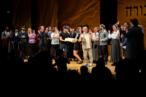 National Yiddish Theatre Folksbiene Presents: NYTF Radio Conversations Featuring the Company of FIDDLER and More