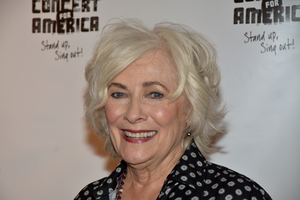 Betty Buckley Saved Rufus Wainwright From Drowning as a Kid