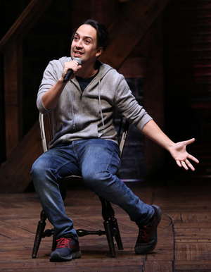 Lin-Manuel Miranda Looks Ahead at the Future of Broadway as an Opportunity for Change