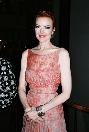 Marcia Cross Will Be Honored With the 2020Marin MazzieAward for Empowerment