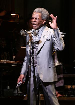 Broadway Brainteasers: Andre De Shields Way Down Word Search