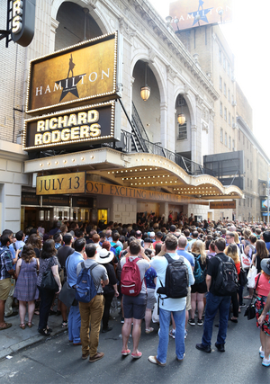 Theater Stories: HAMILTON Tidbits, Tony Award Records and More About the Richard Rodgers Theatre!