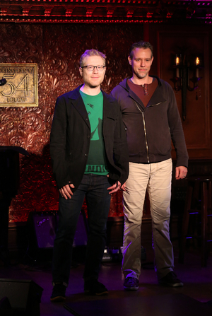 Adam Pascal and Anthony Rapp Will Reunite On STARS IN THE HOUSE