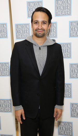 Lin-Manuel Miranda Endorses Joe Biden for President
