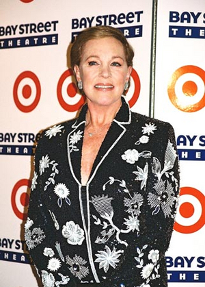 Julie Andrews, Euan Morton, Q. Smith and Peter Scolari Featured on Remaining Episodes of BACKSTAGE WITH MMD