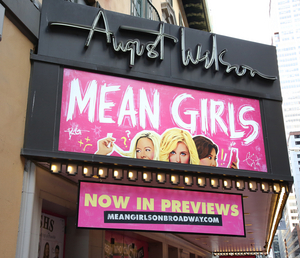 Theater Stories: MEAN GIRLS Box Office Records, Backstage Traditions and More About The August Wilson Theatre!