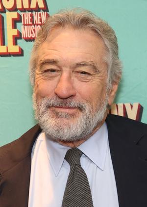 Robert De Niro Will Star in WASH ME IN THE RIVER