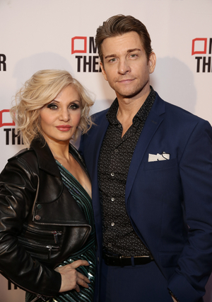 Orfeh and Andy Karl Acquire the Rights To Eric Bernat's Novel THE DANCER