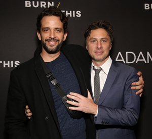 Nick Cordero Was Snubbed From EMMYS 'In Memoriam,' Says Zach Braff