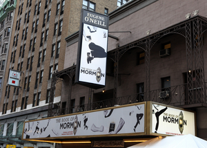 Theater Stories: THE BOOK OF MORMON's Record-Setting Run, Arthur Miller's First Hit & More About the Eugene O'Neill Theatre