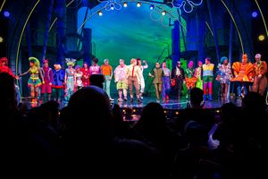THE SPONGEBOB MUSICAL: LIVE ON STAGE Available on DVD Nov. 3
