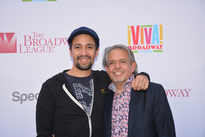 Lin-Manuel & Luis Miranda Guest on THE TONIGHT SHOW Next Week