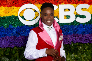 Billy Porter Hosted The ACLU's Bill of Rights Gala