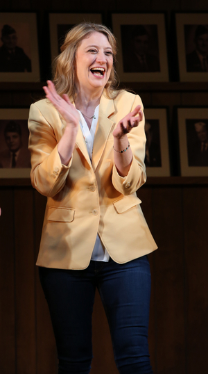 Heidi Schreck Discusses the Timeliness of WHAT THE CONSTITUTION MEANS TO ME, Her Personal History and More
