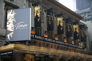 Theater Stories: TINA: THE TINA TURNER MUSICAL, Broadway's Most Iconic Stage Couple & More About The Lunt-Fontanne Theatre