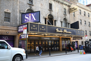 Theater Stories: The Queens of SIX, WAITRESS Box Office Records and More About Brooks Atkinson Theatre