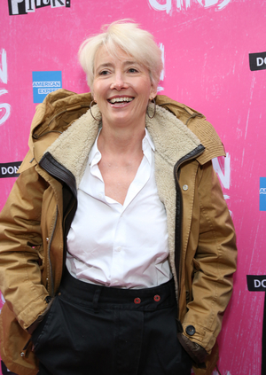 Emma Thompson Will Lead GOOD LUCK TO YOU, LEO GRANDE