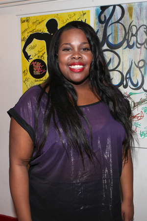 Amber Riley Will Lead Upcoming Musical Comedy Series DREAM