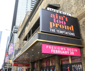 Theater Stories: AIN'T TOO PROUD, The Premiere of PIPPIN, The Debut of Mary Martin & More About The Imperial Theatre
