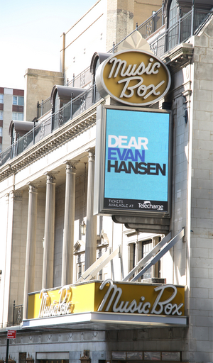 Theater Stories: DEAR EVAN HANSEN, PIPPIN and More About The Music Box Theatre