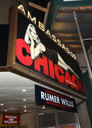 Theater Stories: The Many Stars of CHICAGO, the CHARLIE BROWN Revival & More About the Ambassador Theatre!