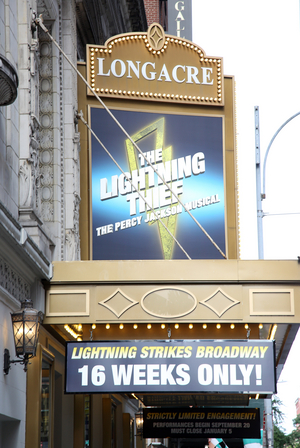 Theater Stories: A BRONX TALE, THE PROM, DIANA & More About The Longacre Theatre!