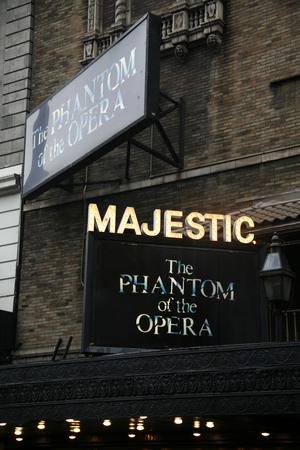 Theater Stories: THE PHANTOM OF THE OPERA, CAROUSEL, SOUTH PACIFIC and More About The Majestic Theatre!