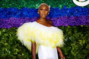 Cynthia Erivo Will Appear on LIVE WITH KELLY AND RYAN Next Friday