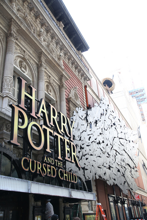 Theater Stories: HARRY POTTER AND THE CURSED CHILD, SPIDER-MAN: TURN OFF THE DARK & More About The Lyric Theatre