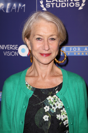 Helen Mirren and Olga Garay-English Deliver International and U.S. World Theatre Day Messages