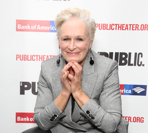 Glenn Close on Wanting to Play Cruelle de Vil Again, Her New Album With Ted Nash, and More!