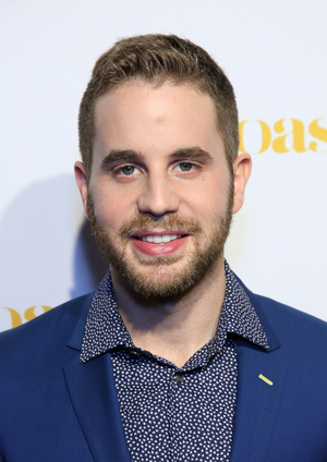 Ben Platt Will Appear on THE LATE LATE SHOW WITH JAMES CORDEN