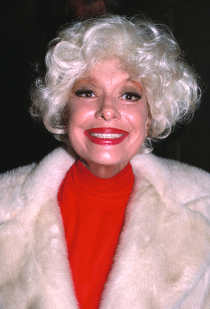 Carol Channing's Estate Up for Auction, Featuring Tony Awards, Broadway Memorabilia and More