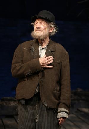 National Theatre Live Presents KING LEAR Starring Ian McKellen 10/23 In South Korea