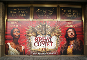 Student Blog: Into A New Life: Why I Miss 'Great Comet'