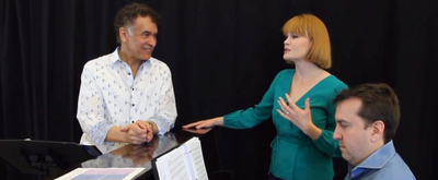 VIDEO: See Kate Baldwin & Brian Stokes Mitchell Rehearsing 'Here I'll Stay' From LOVE LIFE