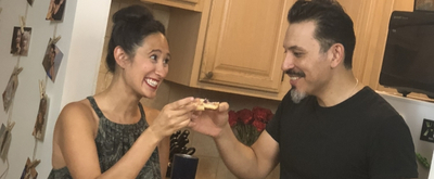 Backstage Bite with Katie Lynch: MOULIN ROUGE's Ricky Rojas Bakes Something Spectacular Spectacular!