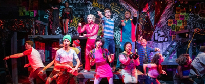 Photo Flash: First Look at Secret Theatre's RENT
