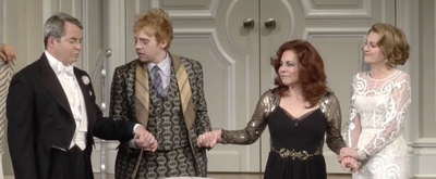 Broadway Rewind: IT'S ONLY A PLAY Arrives with Nathan Lane, Megan Mullally and More Video